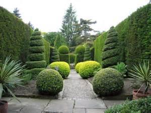 Topiary Balls Artificial - herb garden york gate garden 169 chris brierly cc by sa 2 0 geograph britain and ireland