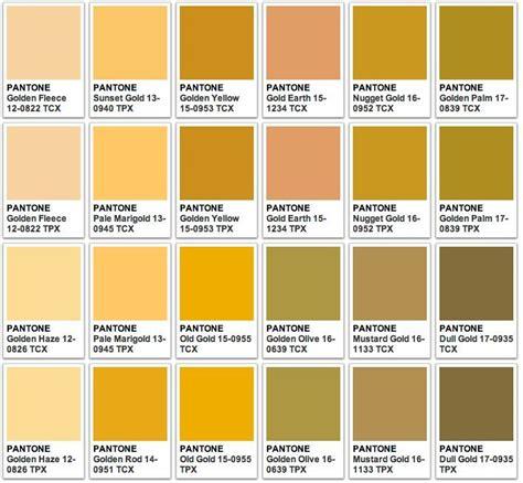 pantone color code pantone gold pesquisa crafts pantone gold