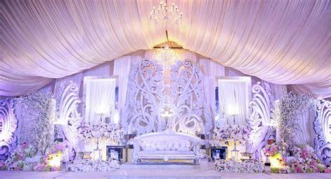 tempah pelamin cantik di kl mega bridal creations
