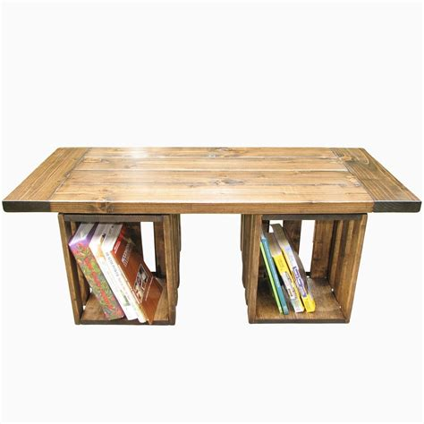 custom made coffee tables buy a hand made reclaimed wood farmhouse style coffee
