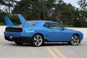 2015 new car releases 2016 plymouth superbird colors 2017 2018 best cars reviews