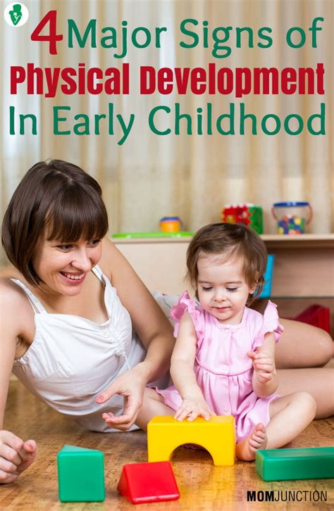 physical development in early childhood video lesson transcript