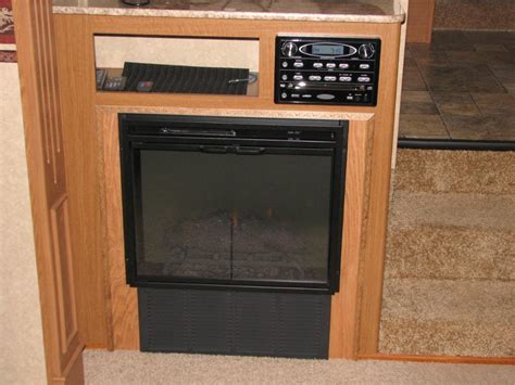 Rv With Fireplace by Inspiring Rv Electric Fireplace 10 Electric Rv Fireplace