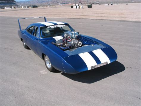 Pro Street Hemi Dodge Charger Daytona Mopar