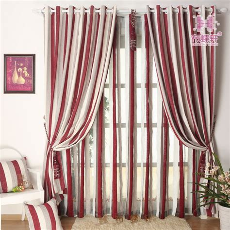 thick striped curtains popular striped chenille fabric buy cheap striped chenille