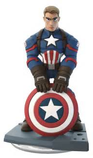Disney Infinity Captain America Captain America Joins Disney Infinity 3 0 With Chris