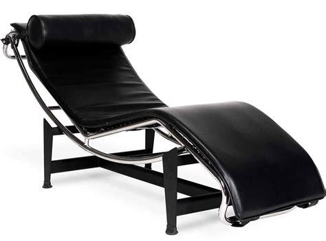 chaise longue le corbusier replica le corbusier lc4 chaise longue platinum replica