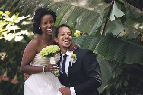 Elegant Ethiopian Wedding in Addis Ababa