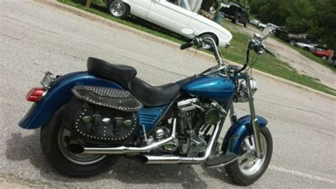 Harley Davidson Style Guide by 1985 Boy Motorcycles For Sale