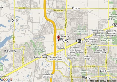 map of plano texas and surrounding areas map of inn frisco plano briar frisco
