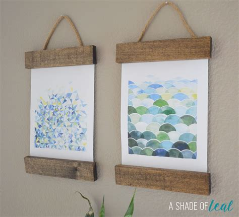 diy wall projects remodelaholic 6 easy diy projects august link