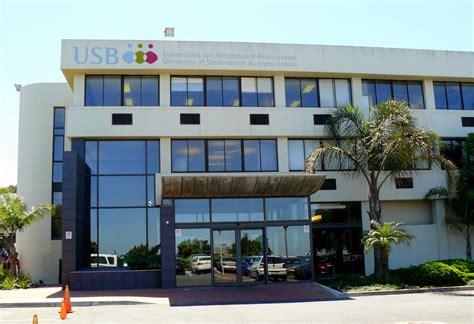 Mba Degree Stellenbosch Business School by Of Stellenbosch Business School