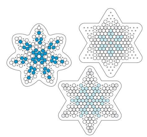 snowflake bead pattern 17 best images about perler bead on pinterest perler