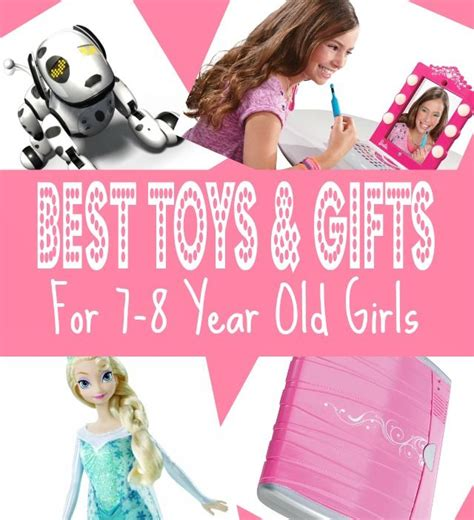 8 year old girl gifts