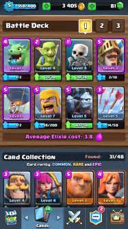 Best Clash Royale Deck Arena 6 7 8 Updated » Ideas Home Design