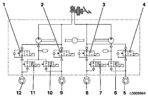 vauxhall workshop manuals gt corsa c gt h brakes gt abs 8
