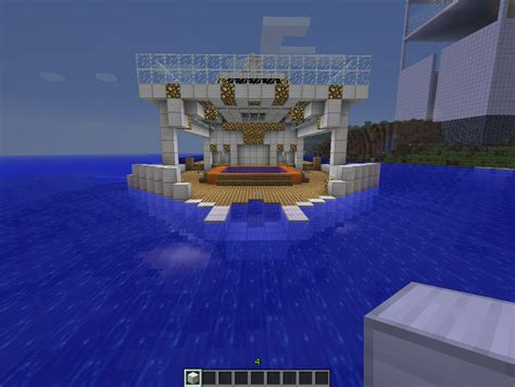 minecraft boat house minecraft world blog 2 the boat minecraft in face