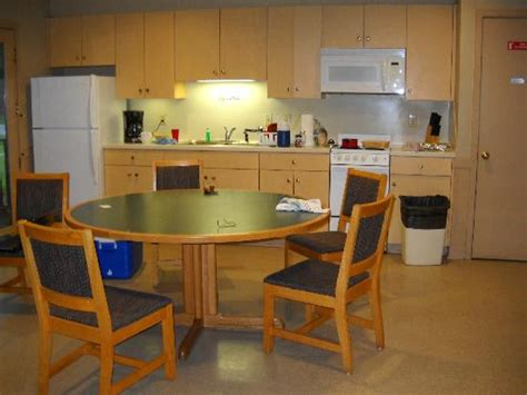 kitchen living area picture of oak mountain state park