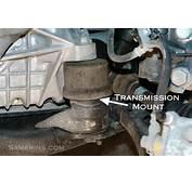 Engine Mount How It Works Symptoms Problems