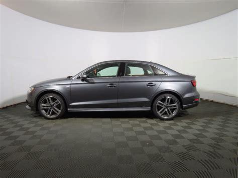 audi a3 sedan 2018 used audi a3 sedan 2 0 tfsi premium plus quattro awd