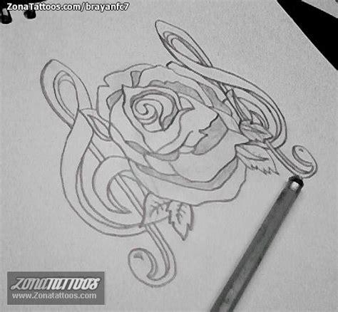 imagenes a lapiz musica tatuajes a lapiz imagenes imagui