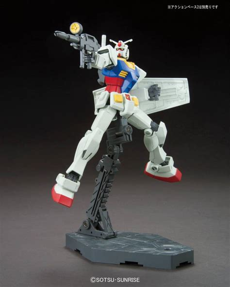 Hg 1144 Rx 78 2 Revive gundam hguc 1 144 rx 78 2 gundam revive ver new images release info updated 7 7 15