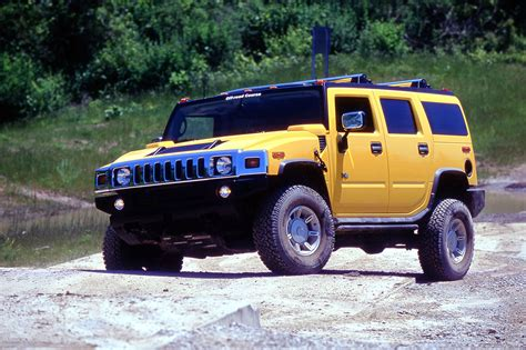 how things work cars 2004 hummer h2 head up display used car buying guide hummer h2 h3 autocar