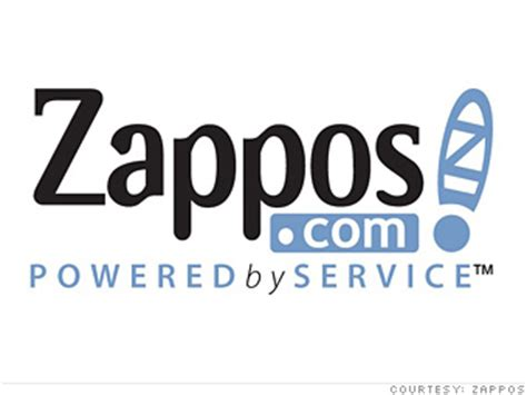 Zappos Offer Letter 100 Best Companies To Work For 2009 Zappos From Fortune