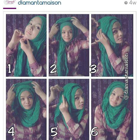 tutorial hijab pashmina crinkle crinkle shawl hijab tutorial hijab tutorials pinterest