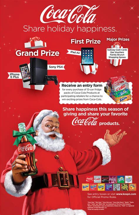 Coca Cola Giveaways - coca cola beverage co micronesia inc
