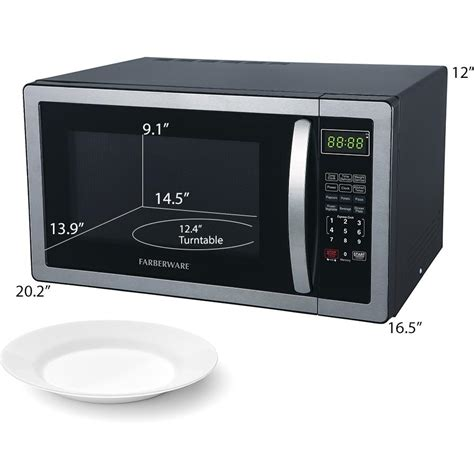 12 inch depth microwave 14 inch high the range microwave how to choose a microwave