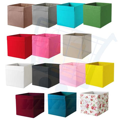ikea storage box ikea drona box fabric storage expedite kallax shelving boxes magazine toys books 163 3 15