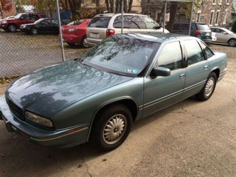 auto body repair training 1994 buick regal user handbook find used 1994 buick regal custom sedan 4 door 3 8l in mount joy pennsylvania united states