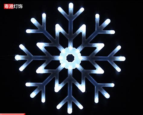 online buy wholesale large lighted snowflakes from china