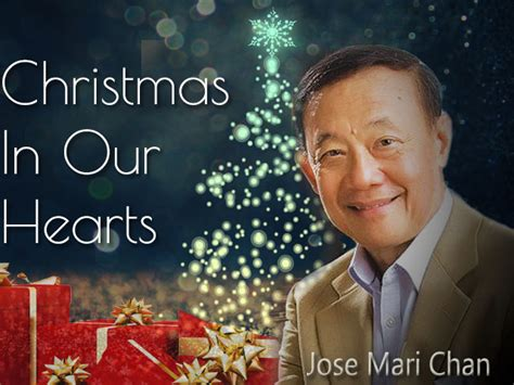 christmas in our hearts jose mari chan music letter