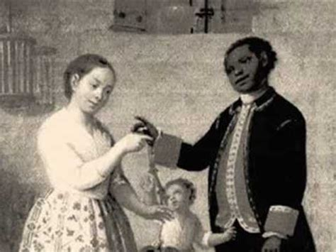 imagenes hombre negro mujer blanca epoca colonial enef 3 youtube