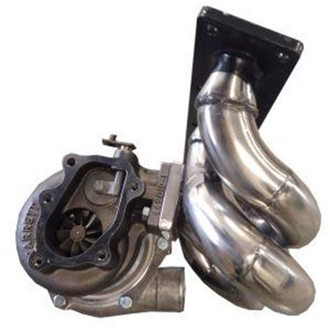 Kiddo 205 2 By C Boutique collecteur inox pour turbo peugeot 205 tct montage gt28