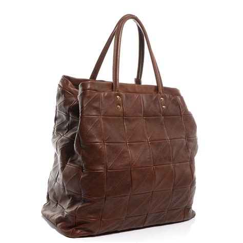 Ysl Rive Gauche Tote by Yves Laurent Agneau Sac New Rive Gauche Tote Brown 77431