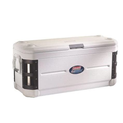 coleman 200 qt pro series marine cooler 3000002237 the