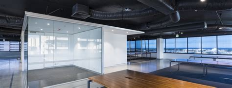 Plaster Glass Ceiling by Office Fitout Aspect Interiors Office Fitouts