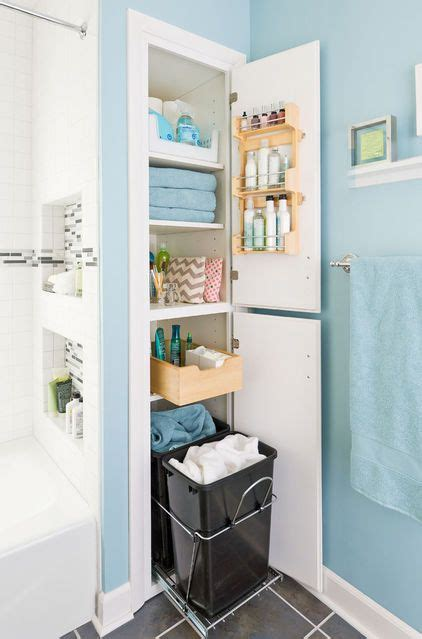 129 Best Master Bath Images On Pinterest Bathroom Small Laundry Hers