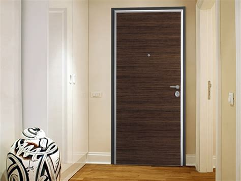 Apartment Bedroom Doors Porta D Ingresso Con Cerniere A Scomparsa Elegance By