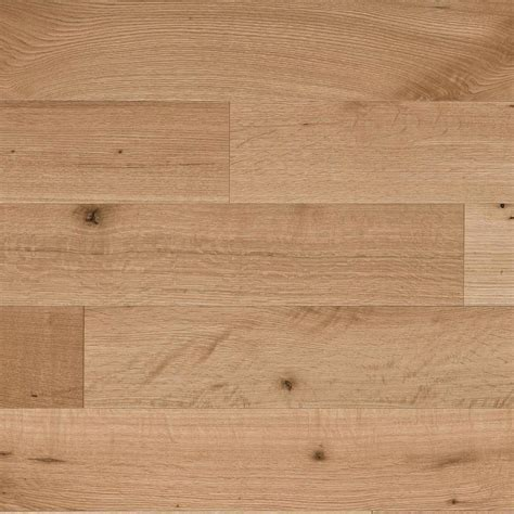 "Old White Oak Engineered Mirage Cashmere 5"" Natural R&Q"