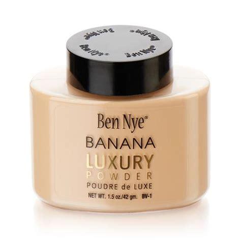 ben nye banana powder 1 5oz nigel