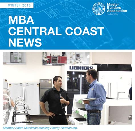 Central Mba by Showroom Success Harvey Norman Commercial