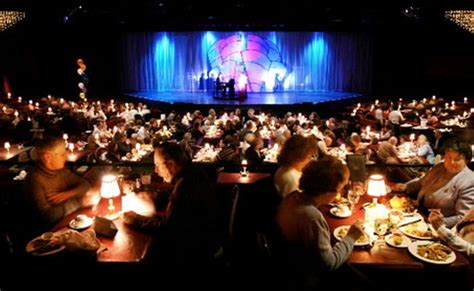 dinner entertainment dinner theater comedy thank you for calling customer
