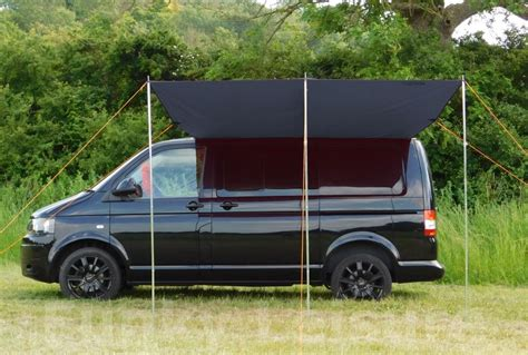 Vw T5 Awnings by Vw T4 T5 T6 Sun Canopy Awning Anthracite Grey