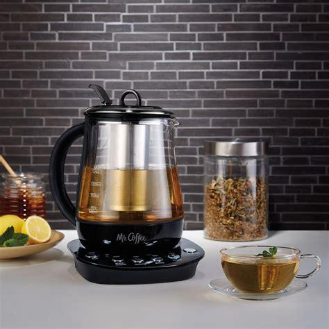 Coffee And Tea Maker mr coffee 174 tea maker and kettle black