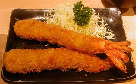 Ebi Furrai fried prawn