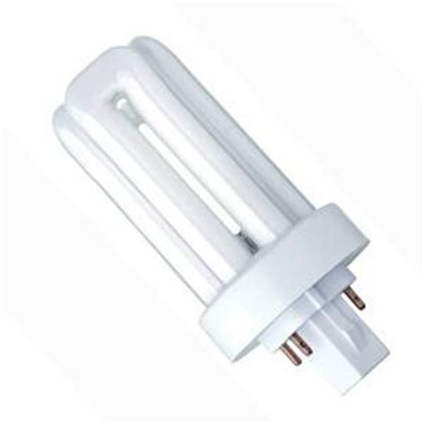 Plt 18w 4 Pin Bell Lighting White 835 Compact Fluorescent Push In Light Bulbs